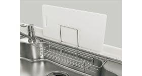 HOU F・Gシンク用 洗剤カゴまな板スタンドSKMA-2Gセット
