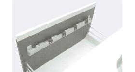 上部取付 横型包丁差し チャイルドロック付 YH-BC900 / 750