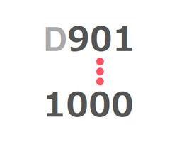 D901-1000