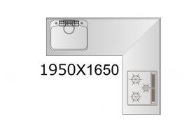 L型規格タイプ HOU-195X165