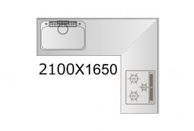 L型規格タイプ HOU-210X165