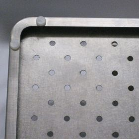 裏面:水切りプレート(オーダー製作品)