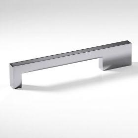 家具用ハンドル ハーフェレオリジナル デザインコレクションMODEL H1380 (クロームメッキ)